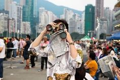 Hong Kong by Martin Parr