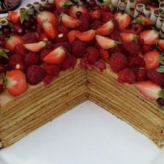 More - honey cake. Recipes with photos of delicious cakes.