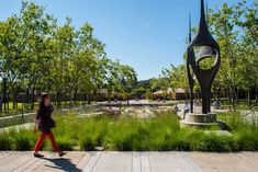 Foothill College   Los Altos California   Meyer + Silberberg Land Architects  #california #sculpture #educational