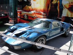 Fast Five- 1966 Ford GT40