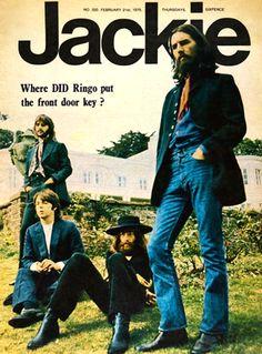 Jackie Magazine 21st February 1970.