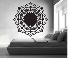 Mandala růže života kulatá dřevěný obraz na stěnu z překližky MIREK Stencil, House, Vintage, Mandala, 3d, Home Decor, Nice Watches, Wall Clocks, Schmuck