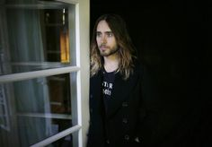 The very cute Jared Leto.