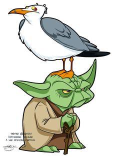 3f38bc8b465 11 Best Seagulls (Stop it now!) - Yoda