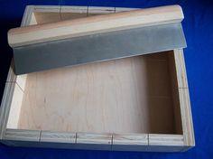 Barras de jabón de madera haciendo molde 15 4 por Pawpawswoodcrafts