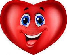 Lindo corazón sonriente símbolo Foto de archivo - 17697020 Smileys, Funny Emoticons, Smiley T Shirt, Smiley Emoji, I Love Heart, Happy Heart, Emoji Messages, Heart Emoticon, Image Facebook