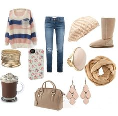 Winter Outfits for Teenage Girls | Download Clothes Outfits And Jewelry at 500 x 493 Resolution.