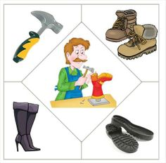 This page has a lot of free easy Community helper puzzle for kids,parents and preschool teachers. Preschool Jobs, Kindergarten, Preschool Education, Kids Learning Activities, Preschool Worksheets, Community Workers, Community Helpers, Puzzle Crafts, School Clipart