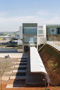 Galeria de Novo Centro de Distribuição Mahle / LoebCapote Arquitetura e Urbanismo - 6