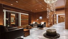 Vdara Spa › Robert D Henry | Architecture + Interiors