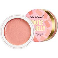 Faced Tutti Frutti - You're So Jelly Too Faced Tutti Frutti - You're So Jelly is a lightweight, high-shine jelly highlighter.Too Faced Tutti Frutti - You're So Jelly is a lightweight, high-shine jelly highlighter. Mac Cosmetics, Too Faced Cosmetics, Bite Beauty, Tutti Frutti, Makeup Brands, Best Makeup Products, Beauty Products, Makeup Companies, Hair Products