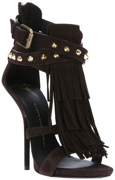 Giuseppe Zanotti - I actually found these in Paris on sale for 350 Euro... so comfy but I just couldn't pay that price.
