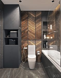 Bathroom decor, Bathroom decoration, Bathroom DIY and Crafts, Bathroom Interior design Modern Bathtub, Modern Bathroom Design, Bathroom Interior Design, Modern Design, Bathroom Designs, Interior Decorating, Decorating Ideas, Bathroom Layout, Bathroom Wall