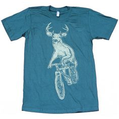 Deer  T-Shirt Unisex, 18,50€, now featured on Fab.
