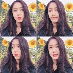 Kpop Girl Groups, Korean Girl Groups, Kpop Girls, Extended Play, Gfriend Profile, Sinb Gfriend, Girls Diary, Korean Beauty Girls, Fan Picture