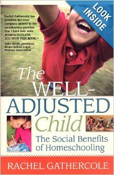 Homeschooling and Socialization Based On The Well-Adjusted Child: The Social Benefits of Homeschooling | Blessed Learners