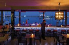 In Mikrolimano, Zea Marina and Piraeus Peninsula you will find a wide variety of cafe-bars. For clubbing you may visit the area of the warehouses behind Akti Kondili.