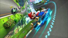 Mario Kart HD Wallpapers Backgrounds Wallpaper