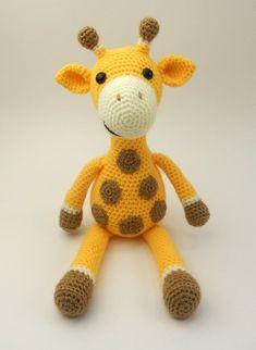 Mesmerizing Crochet an Amigurumi Rabbit Ideas. Lovely Crochet an Amigurumi Rabbit Ideas. Crochet Giraffe Pattern, Crochet Patterns Amigurumi, Amigurumi Doll, Crochet Dolls, Crochet Baby, Crazy Patterns, Crochet Phone Cases, Cute Giraffe, Stuffed Animal Patterns