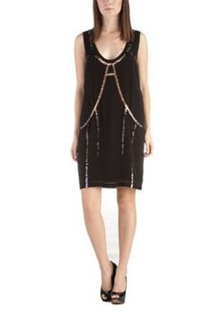 Diesel woman black dress - LuxuryProductsOnline