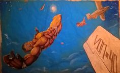 Un boceto por los 40 años de los vuelos de la muerte