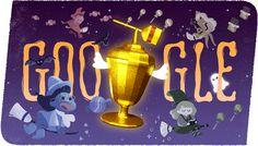 Halloween | Google gruselt mit Halloween-Doodle. #Halloween   #Google   #GoogleDoodle