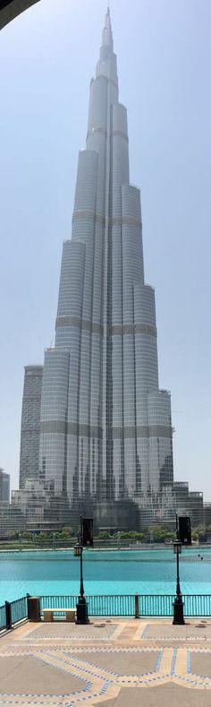 Standing Tall- Burj Khalifa, Dubai