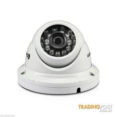 4ce5adbc06a Swann PRO-A856 2.1 Mpg 1080p Professional Full HD Dome Security Camera  Camera Surveillance System