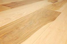 "Engineered Hardwood - Handscraped Collection - Hickory / 5"" / 1/2"" / Random Length"