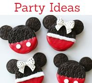 DIY Party Ideas, Recipes, Crafts and Printables at LivingLocurto.com