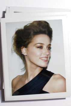 Amber Heard - The Cut, golden globes
