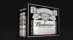 This Non-Alcoholic Beer Will Have You Pretending It's Prohibition All Over Again — The Dieline | Packaging & Branding Design & Innovation News