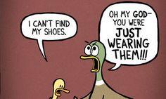 10 Comics That Hilariously Sum Up Parenthood | Huffington Post