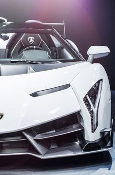 Dreaming Of Living Luxuriously — Lamborghini Veneno