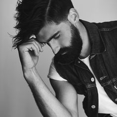 Joel Joel Alexander, Hair And Beard Styles, Instagram