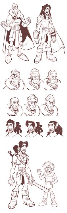 CHARACTER DESIGN on Character Design Served