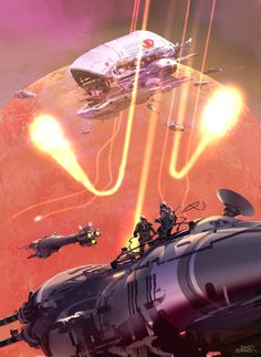 "sparth: "" book cover. 2015 Pierre Bordage ""Resonances"". i have been a huge fan…"