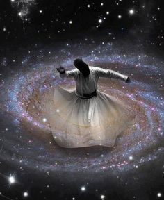"""Your kindness cannot be said. You open doors in the sky. You ease the heart and make God's qualities visible."" Rumi"