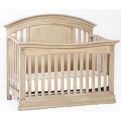 Baby Cache Montana Panel Crib Driftwood Babies