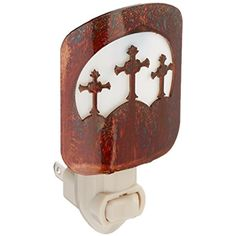 Thirstystone BNLSCHP LAZ NL Serenity Crosses Nightlight HP, Honey Pinion * Check out this great product. (This is an affiliate link) #NightLights