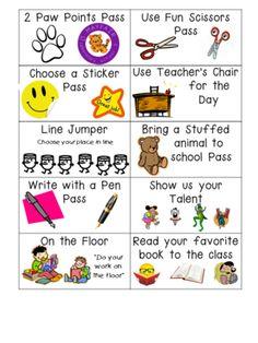 Class Dojo Rewards Kit - Editable!!! from Tech and Teachability on TeachersNotebook.com (20 pages)