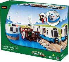 BRIO Travel Ferry Set #toys2learn  #brio    #travel   #ferry  #set  #boat  #vehicle  #water #toy  #play  #toys    #children   #child  #kids