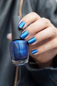 OPI St. Mark's the Spot Nails 2015, Fancy Nails, Mani Pedi, Opi, Nail Designs, Gemstone Rings, Rings For Men, Nail Polish, Art Nails