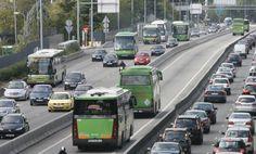 Los autobuses interurbanos costaron 255 millones más de los previstos en 2012 | Madrid | EL PAÍS