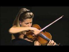 Beethoven - Violin Sonata No. 7, Op. 30, No. 2 ...Anne Sophie-Mutter, violin…