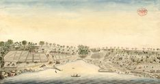 View of Sydney Cove 1792 - Timeline of Sydney - Wikipedia, the free encyclopedia