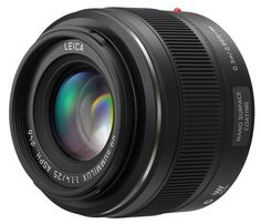 Present: Panasonic Leica 25/1.4