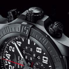 An elite force! BREITLING Super Avenger Military Limited Series (See more at:http://watchmobile7.com/articles/breitling-super-avenger-military-limited-series) (2/4) #watches #breitling