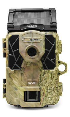 Spypoint Solar Trail Camera - WALL HANGER FOOD PLOTS