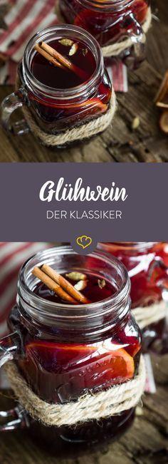 Glögg – Die Glühweinvariante aus Schweden | Rezept | Glühwein ...